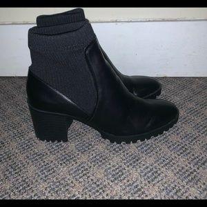 Zara booties. Great condition
